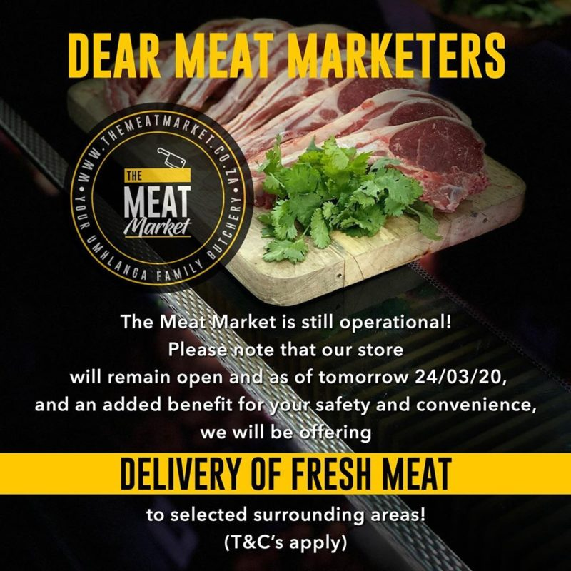 Meat Delivery to Your Door