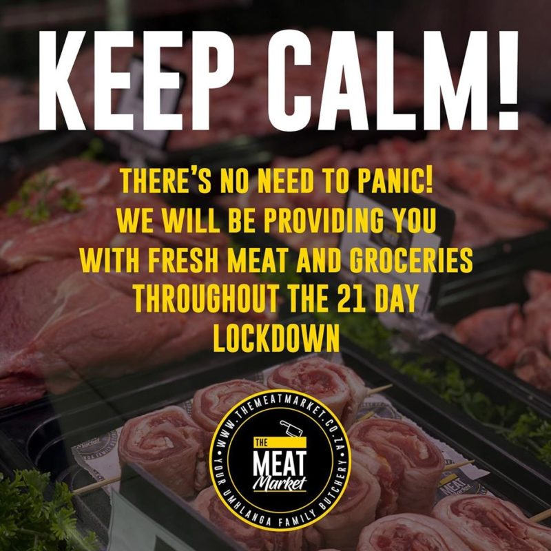 Fresh Meat Delivery in Umhlanga Durban